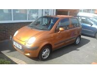 Daewoo Matiz, lovely condition
