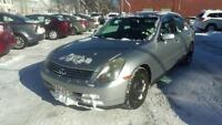 2004 Infiniti GS35 loaded