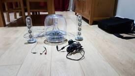 Harman/Kardon 2.1 surround sound speakers