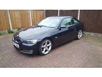 BMW 3 SERIES (E92) 335I, excellent condition, high specs