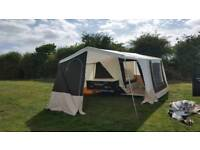 Trigano Alpha Luxury Trailer Tent