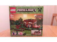 Minecraft lego set 21115 The First Nighy