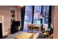 Double Room to Rent in 2 Bedroom Flat, West End, Glasgow