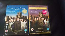 Downton Abbey dvds