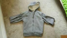Women's Fleecy Hooded Jacket Size 10