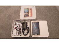 HTC One M8 - 16GB - Amber Gold (Unlocked) Smartphone