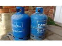 15kg calor gas bottles