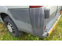 Fiat ducato/Peugeot boxer/citroen relay bumpers
