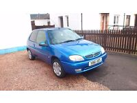 Citroen Saxo for sale! Excellent Condition, First to see will buy!