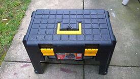 Tool Box/Stool