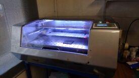 Piranha 6050 laser cutter machine business