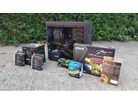 Custom built Intel quad core i5 gaming PC with Windows 10 operating system