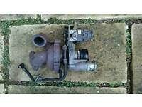 Turbo Charger Ford Focus 1.8 diesel