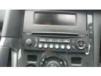 Peugeot 3008 radio
