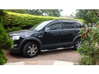 7 seater Automatic Chevrolet captiva foe sale