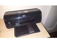HP Deskjet D1600 Printer including all cables and instructions + one free black cartridge