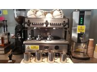 La Spaziale S5 Traditional Espresso Coffee Machine