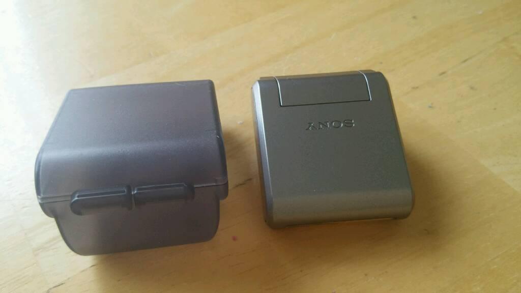 Sony nex flash