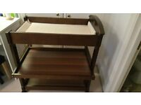 Boori Country Style Changing Table and Mat - Collection ONLY