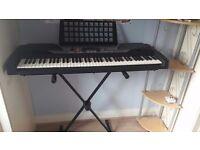 Yamaha PSR-GX76 keyboard