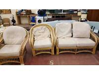 Set of chairs and sofa