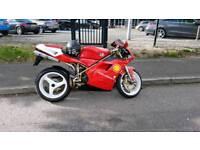 Ducati 748 Stunning !! Bargain !!