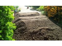 GOOD QUALITY SCREENED TOPSOIL FOR SALE