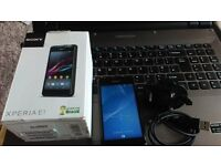 Sony Xperia E1 - 4GB - BLACK (Unlocked) Smartphone