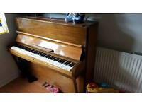 Piano free to anyone who can collect