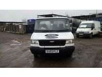 2003 LDV Convoy Flatbed Truck