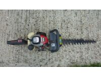 Robin (Makita) professional Japanese quality hedge cutter large blades very expensive new