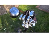Nike Golf Clubs + Others For Sale