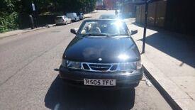 Saab 2.0 convertible mot alloys Swap trade