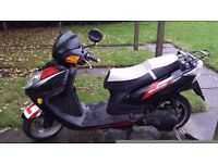 125 Giantco Falcon moped for sale £600 ono