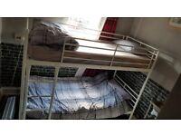 Bunk bed 100£