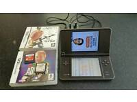 Nintendo dsi xl 4 games