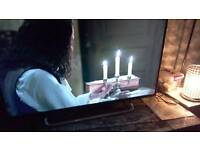 """Jvc 40"""" led tv 8 months old perfect condition"""