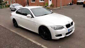 BMW 3 Series 2.0 320d M Sport 2dr Coupe 2012 quick sale