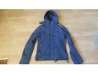 ** SUPERDRY JACKET THE WINDCHEATER SIZE SMALL **