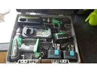 Hitachi drills 14v for sale