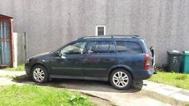Vauxhall opel Estate 1.7 LS DTI diesel