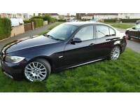 BMW 320D M SPORT EDITION MODEL WITH FULL SERVICE HISTORY AND EXCELLENT CONDITION