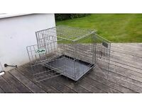 Crufts Dog Cage - Suitable for smaller dog