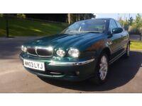 Jaguar X-TYPE 2.5v6 Petrol AWD - ONLY 36000 MILES