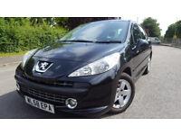 LOVELY 2008 PEUGEOT 207, 1.4. £1,400 SPENT ON CAR !! MUST BE SEEN !!!!