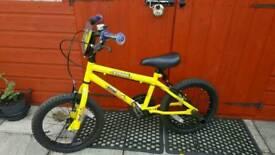 """Bumper Stunt Rider 16"""" Childs Bike"""