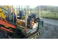 Wanted: Spares/Repairs mini diggers & tractors, plant etc