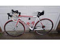 Orbea Aqua road bike 54 cm frame size