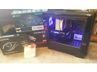 High end Gaming PC, new parts, can deliver, latest Intel i7, AMD GPU R9 390 4GB DDR5, SSD