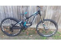 2015 Lapierre Team DH Downhill Mountain Bike - Small - Immaculate Condition RRP £5595